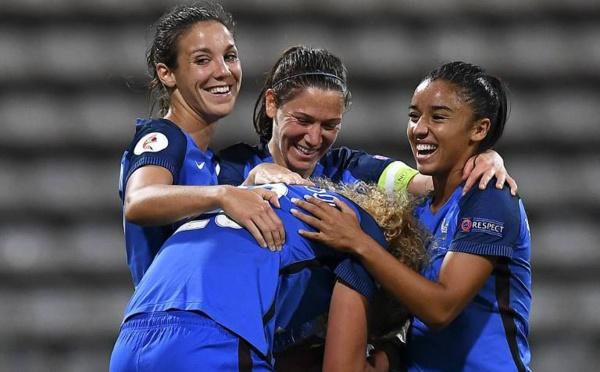 Bleues - La FRANCE termine avec un sans-faute