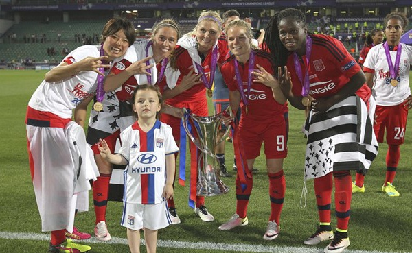 Ligue des Champions - Les LYONNAISES remettent leur titre en jeu