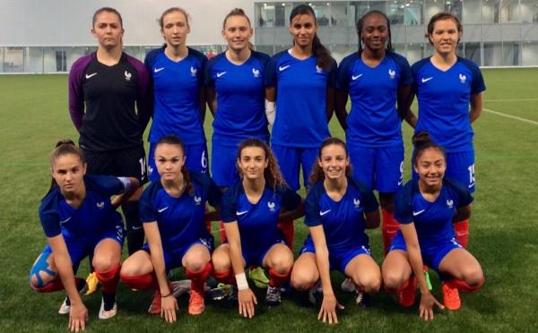 U17 - Ecrasant succès face au KAZAKHSTAN et nouveau record de buts (17-0)