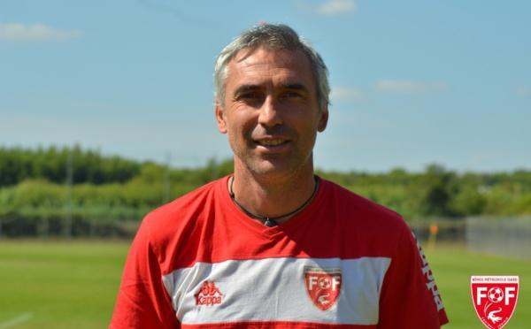 #D2F - L'entraîneur de Nîmes Gilles AGNIEL démis de ses fonctions