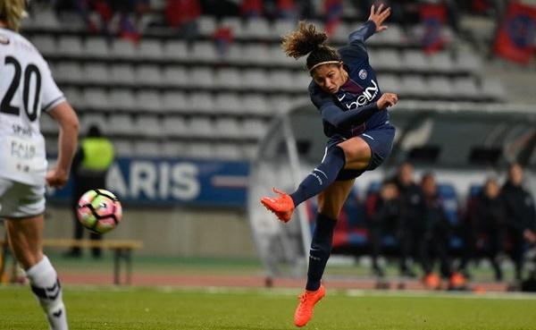 Ligue des Champions (Seizièmes) - CRISTIANE envoie le PSG en huitième