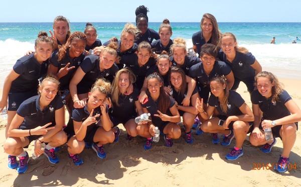 Coupe du Monde U20 - Les Bleuettes prêtes pour l'aventure