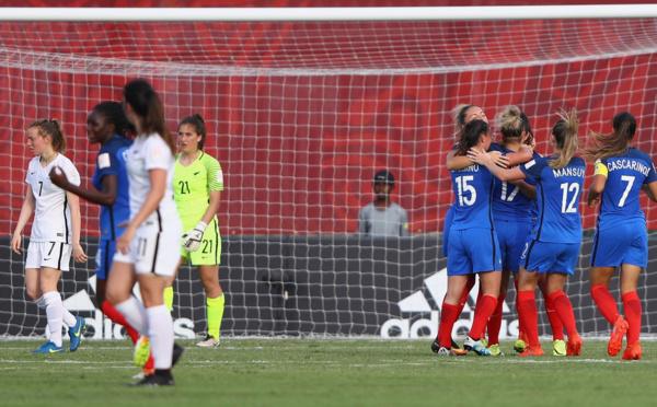 Coupe du Monde U20 - La FRANCE passe en quart