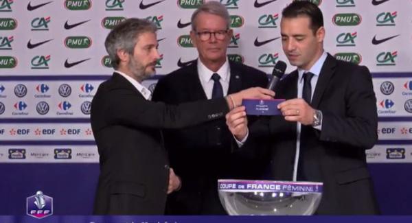 Coupe de France - L'OM face à MONTPELLIER à l'affiche des 32es de finale
