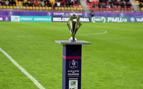 Coupe de France (32es) - Résultats et buteuses : Le PSG s'impose 19-0, TOURS, CALAIS, NANCY et NANTES créent les surprises