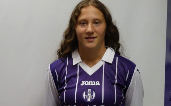 Challenge U19 - Rencontre avec Jade GIULY (Toulouse FC)