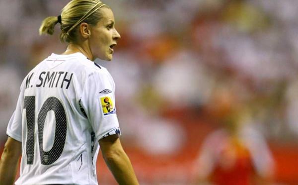 Angleterre - Kelly SMITH met un terme à sa carrière