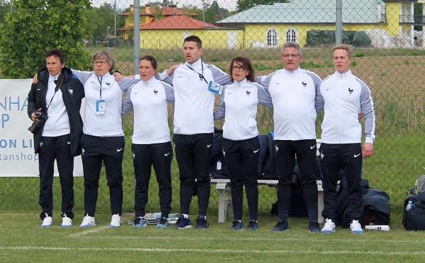 U16 - Vingt joueuses pour le Tournoi de développement UEFA au Portugal