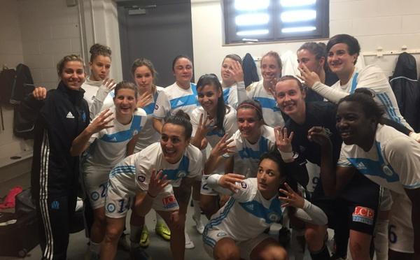 #D1F - Cinquième victoire pour l'OM et la quatrième place en bonus