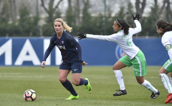 """#D1F - PSG - ASSE : Amandine HENRY : """"Le contrat est rempli"""""""