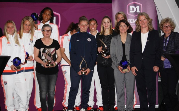#D1F - Trophées de la D1 féminine : cérémonie le 21 mai prochain