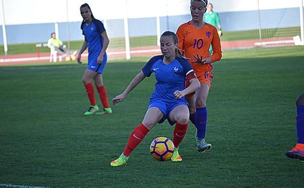 U16 - Tournoi UEFA de Développement : une victoire face aux PAYS-BAS pour débuter