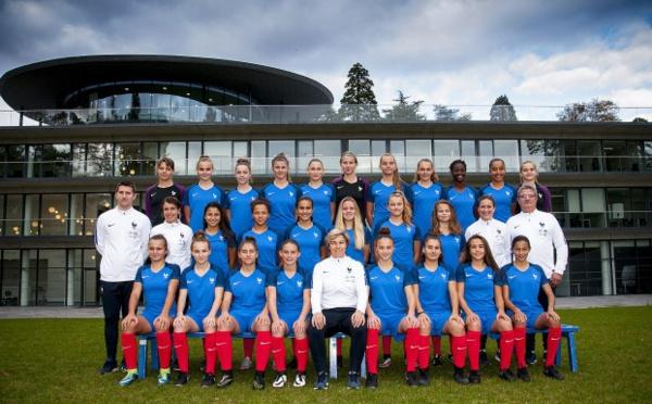 U16 - Tournoi UEFA de Développement : tous les buts en vidéo