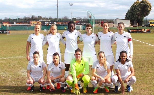#IstriaWomensCup - Succès face à la CROATIE pour l'équipe de FRANCE B