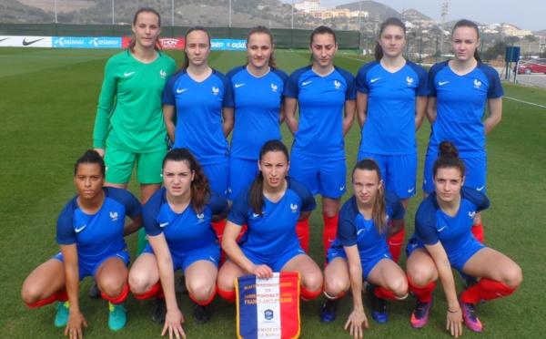 #LaManga U19 - La FRANCE et l'ANGLETERRE se neutralisent