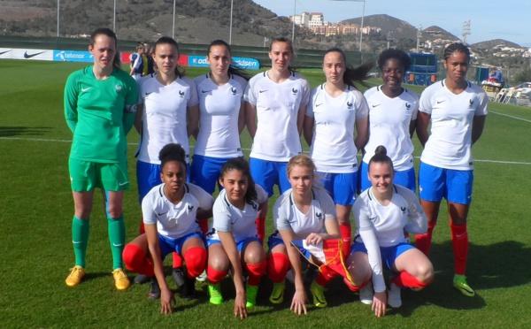 #LaManga U19 - L'ECOSSE tient en échec la FRANCE (0-0)
