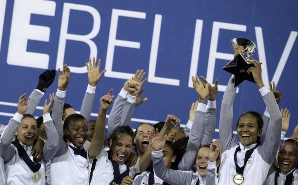 #SheBelievesCup - Les BLEUES réussissent un succès retentissant et remportent le tournoi