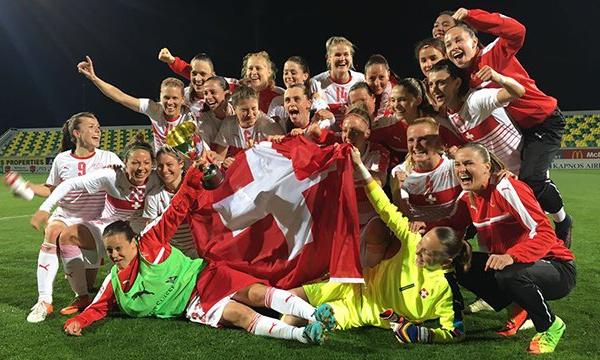 #CyprusCup - Matchs de classement : La SUISSE remporte l'édition 2017