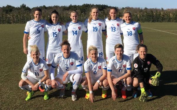 #IstriaWomensCup - Matchs de classement : SLOVAQUIE vainqueur, FRANCE B troisième