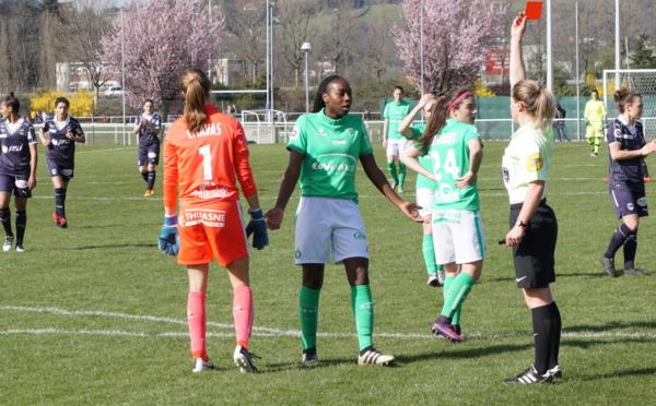 #D1F - J16 : un bon point pour St-Etienne, Bordeaux encore muet