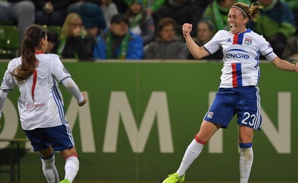"""Ligue des Champions - WOLFSBURG - LYON, les réactions : ABILY : """"Je ne voulais pas faire ça"""""""