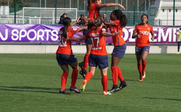 #D1F - J17 : Le PSG retrouve la victoire face à SOYAUX (2-0)