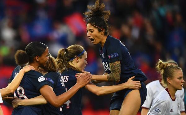 Ligue des Champions (Quart) - Un PSG euphorique écrase le BAYERN (4-0)