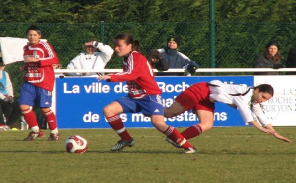 D2 : succès de La Roche et Rennes