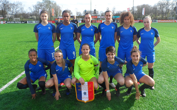 U19 (Tour Elite) - La FRANCE a bien réagi face au PORTUGAL (3-1)