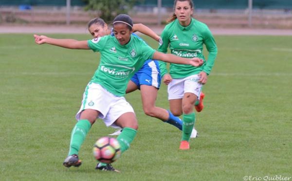 #D1F - Match en retard : SOYAUX et ST ETIENNE pour renouer avec la victoire