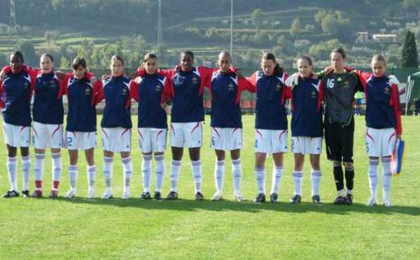 Sélections U19, U17, U16 : le programme du 1er semestre 2009