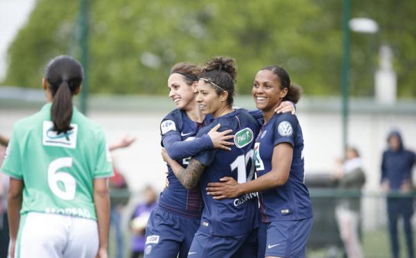 Coupe de France (Demies) - Une finale PSG - LYON le 20 mai prochain à Vannes