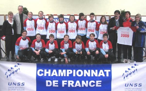 UNSS : Liévin champion de France