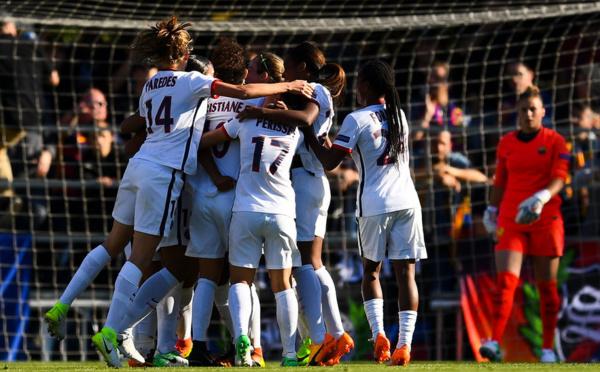 Ligue des Champions (Demies) - Le PSG n'a pas tremblé à BARCELONE (3-1)