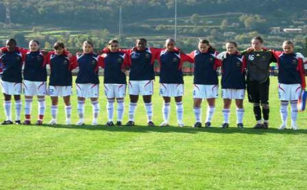 17 ans : début du 2e tour de l'Euro face aux Galloises