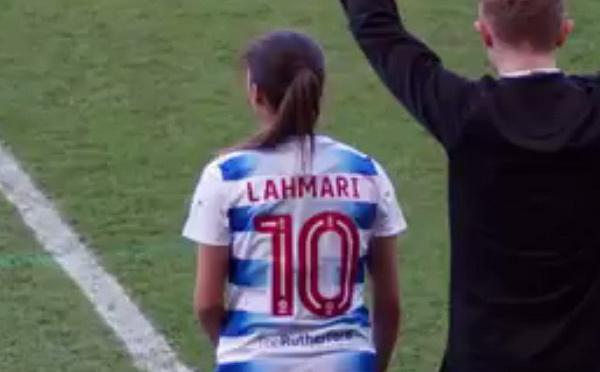 """Angleterre - Anissa LAHMARI (Reading) : """"Ça ne peut que m'aider si je reviens en France"""""""