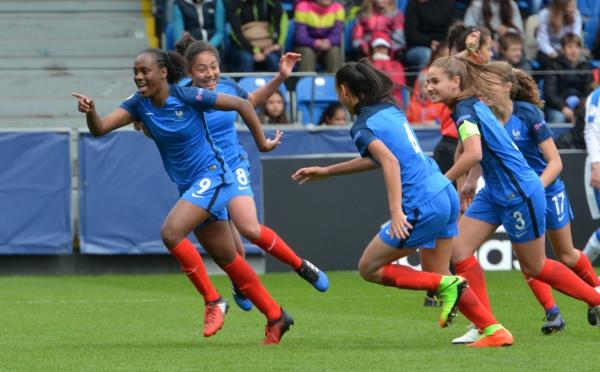 Euro U17 - La FRANCE s'impose devant la REPUBLIQUE TCHEQUE et son public