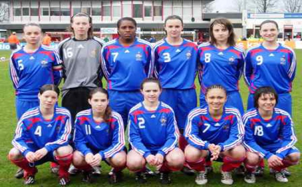 17 ans : les mini-Bleues tombent le Danemark 2-0