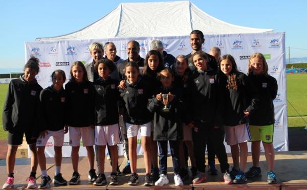 DANONE NATIONS CUP U12 - LYON troisième qualifié