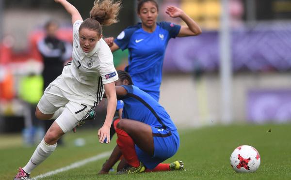 Euro U17 - L'ALLEMAGNE s'impose, la FRANCE jouera sa qualification lundi