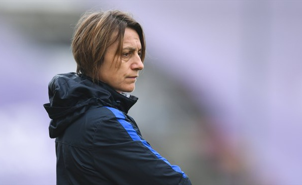 "Euro U17 - Sandrine SOUBEYRAND : ""On n'a plus trop le choix. Il faudra gagner"""