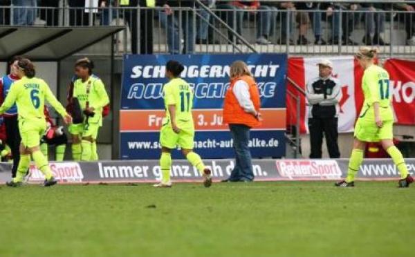 Lyon n'ira pas en finale