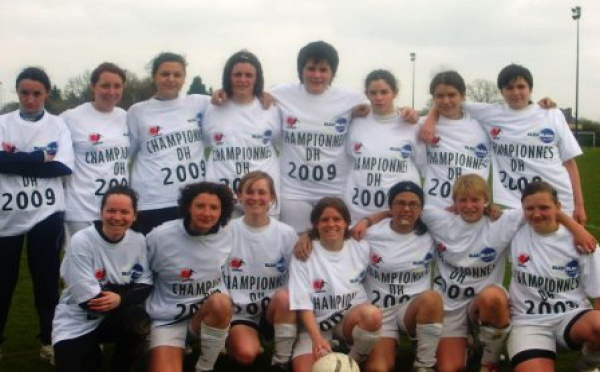 Ligue du Maine : le Stade Lavallois champion