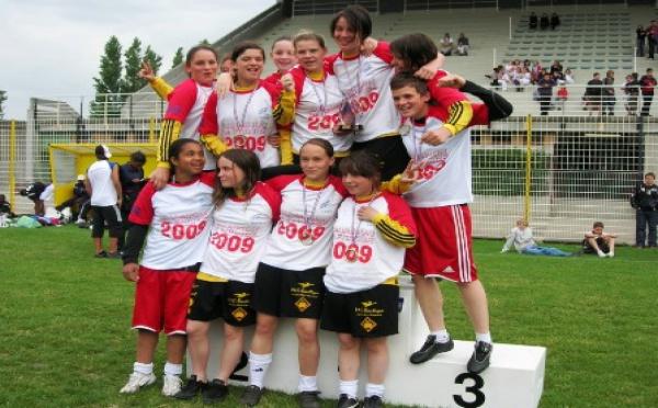 Championnat de France UNSS minimes : Vannes vainqueur