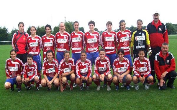D2 : La Roche rejoint Montigny en D1