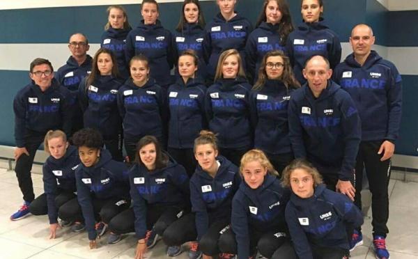 Championnat du Monde scolaire - Le Sacré Coeur en demi face au BRESIL