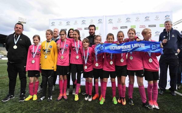 DANONE NATIONS CUP U12 - LIEVIN quatrième qualifié