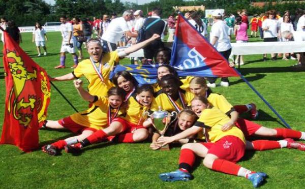 Coupe Fédérale 16 ans : victoire de Rouen