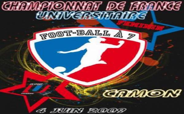 Foot universitaire à 7 : Strasbourg et Lyon vainqueurs