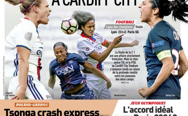 #UWCL : Ligue des Champions - Choc franco-français au sommet de l'Europe (20h45)